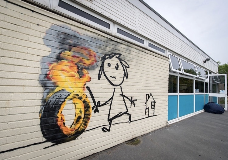 banksy-elementary