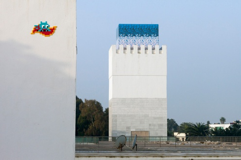 ~ By Invader ~ Photo: space-invaders.com