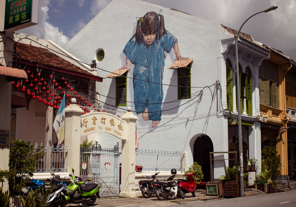 Ernest zacharevic penang